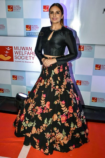 Huma Qureshi At The Manish Malhotra's-The Walk of Mijwan