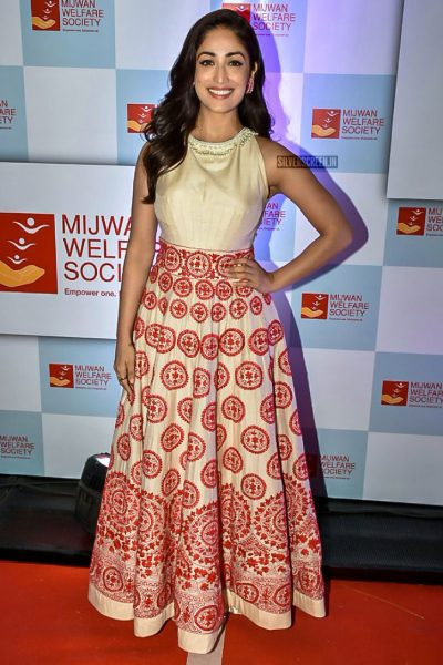 Yami Gautam At The Manish Malhotra's-The Walk of Mijwan