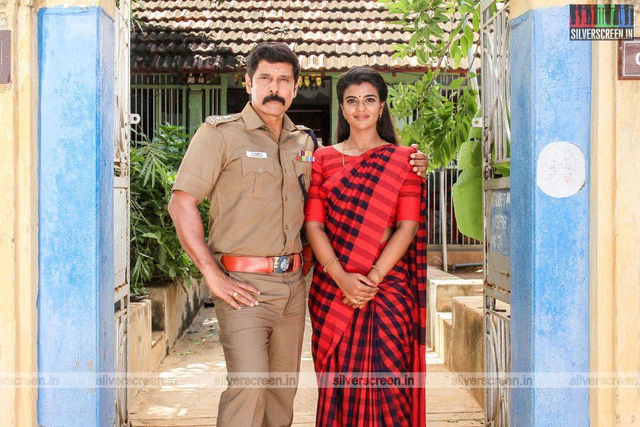Saamy² Movie Stills Starring Vikram & Aishwarya Rajesh