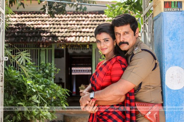 Saamy² Movie Stills Starring Vikram & Aishwarya Rajesh