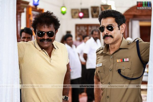 Saamy 2 Movie Stills Starring Vikram and Hari
