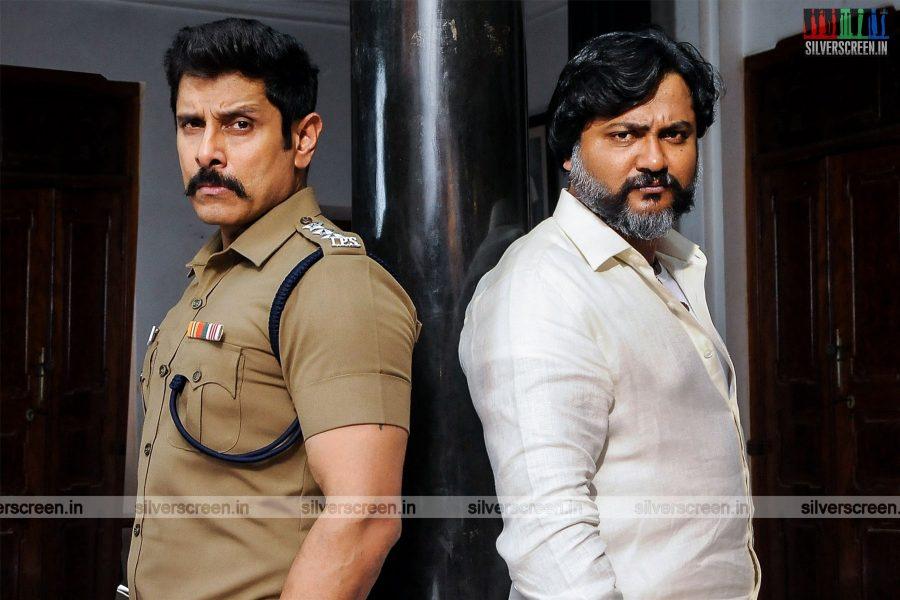 Saamy 2 Movie Stills Starring Vikram and Bobby Simha