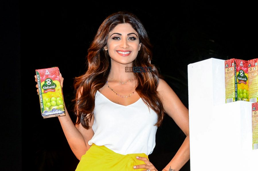 Shilpa Shetty At B Natural Event