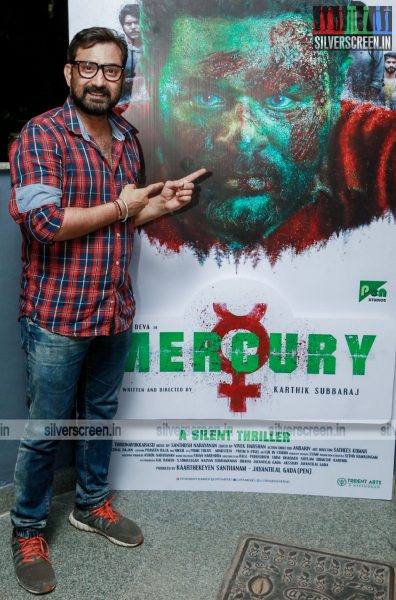 Celebrities At The Mercury Movie Premiere