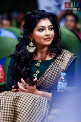 Celebrities At The MGR Sivaji Academy Awards