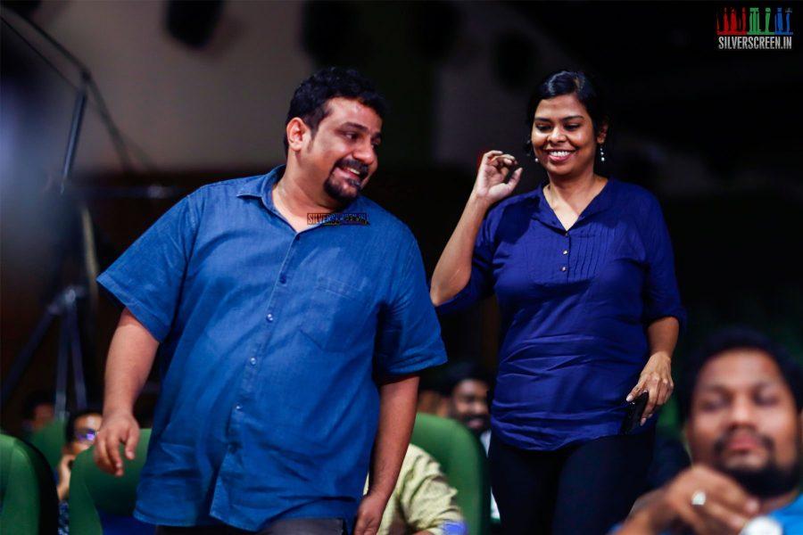 Celebrities At The MGR Sivaji Academy Awards
