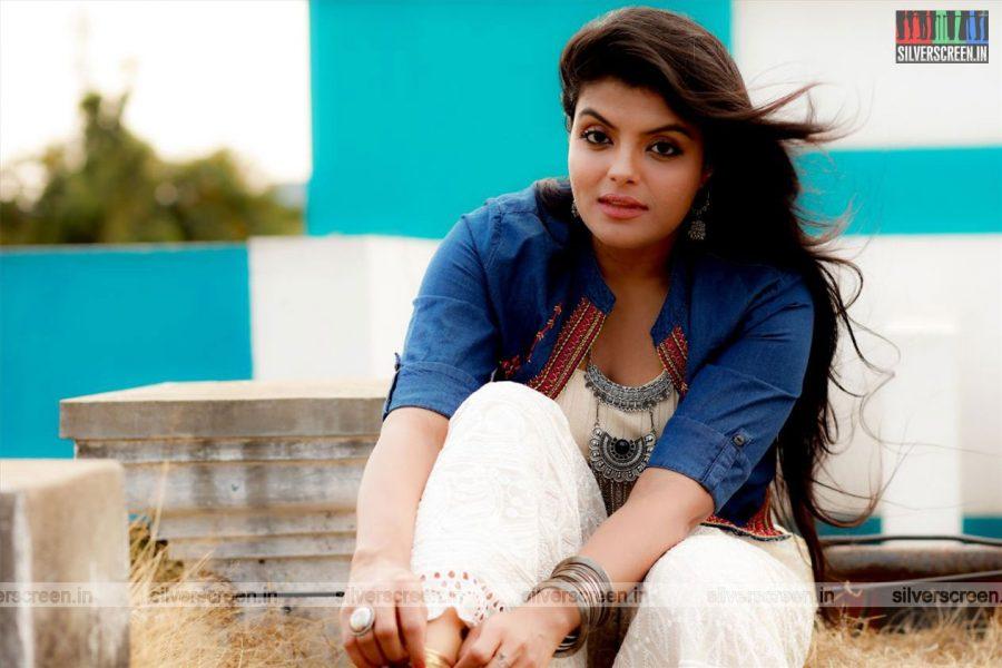 Tejashree Jadhav Photoshoot Stills