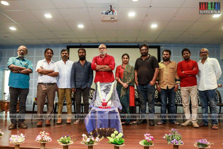 Vetrimaaran, Ram And Others At The Inauguration of Balu Mahendra's Library