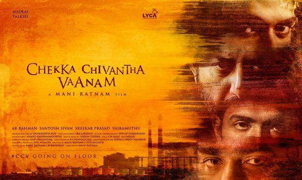 Bonding And Bonhomie On The Sets Of 'Chekka Chivantha Vaanam'