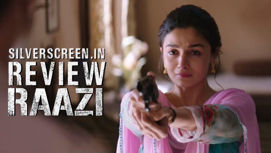 Alia Bhatt's latest, Raazi Banned from Releasing in Pakistan