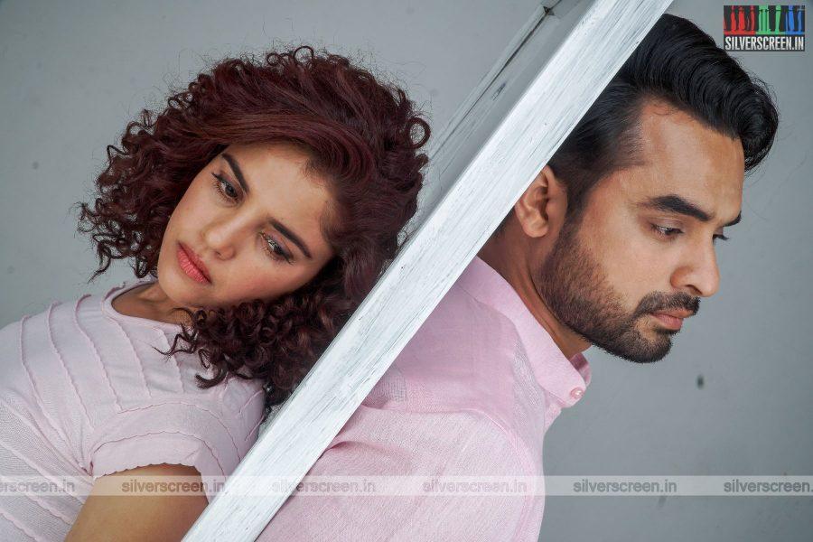 Abhiyum Anuvum Movie Stills Starring Tovino Thomas and Piaa Bajpai