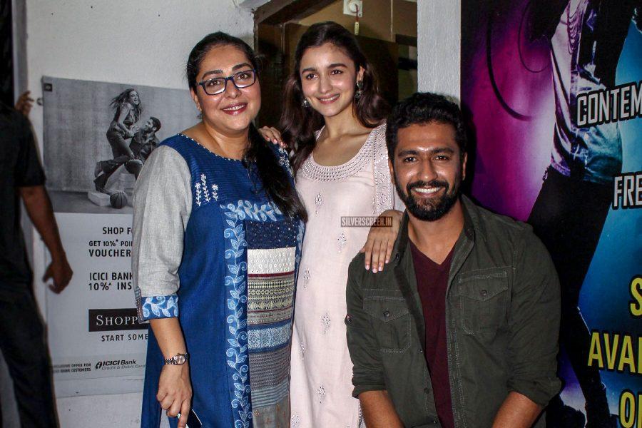Alia Bhatt At The Raazi Premiere