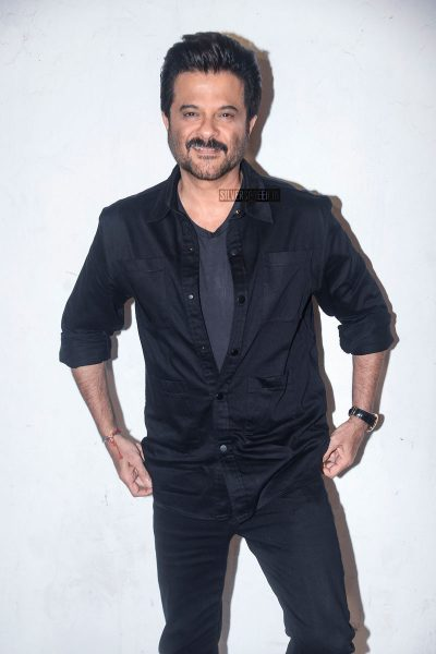Anil Kapoor At The Promotions Of Race 3