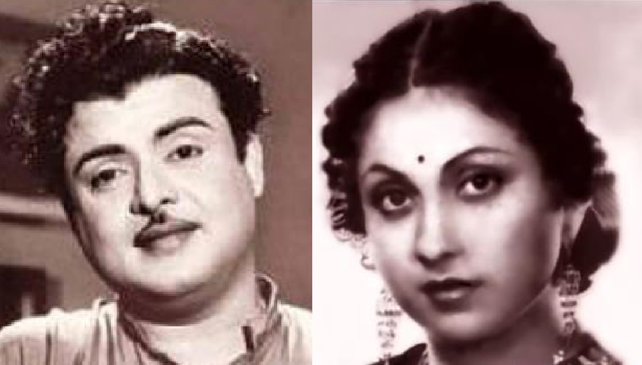 Rekha Is Actor Gemini Ganesan And Actress Pushpavalli S: Gemini Ganesan And Pushpavalli: The Love Story That Was