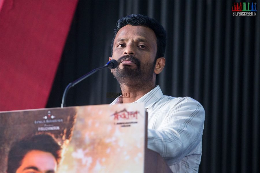 Pandiraj At The Sema Press Meet