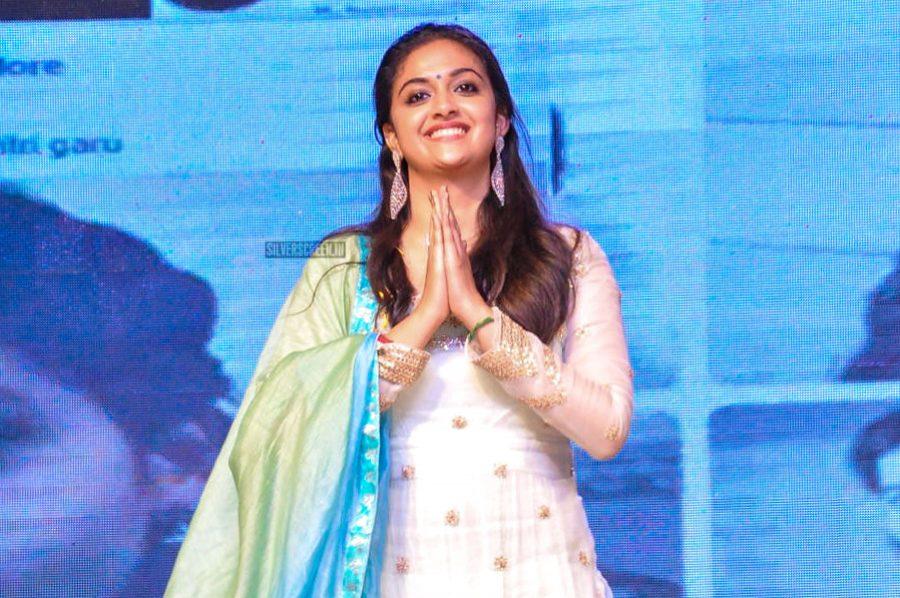 Keerthy Suresh Starts A Mahanati Success Tour From Visakhapatnam