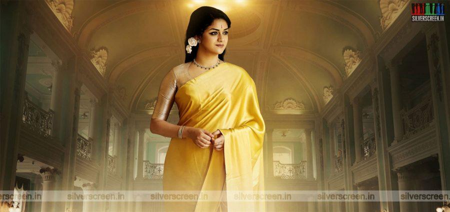 Nadigaiyar Thilagam Movie Stills Starring Keerthy Suresh