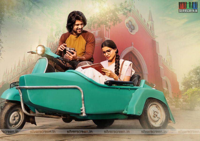 Nadigaiyar Thilagam Movie Stills Starring Samantha And Vijay Devarakonda