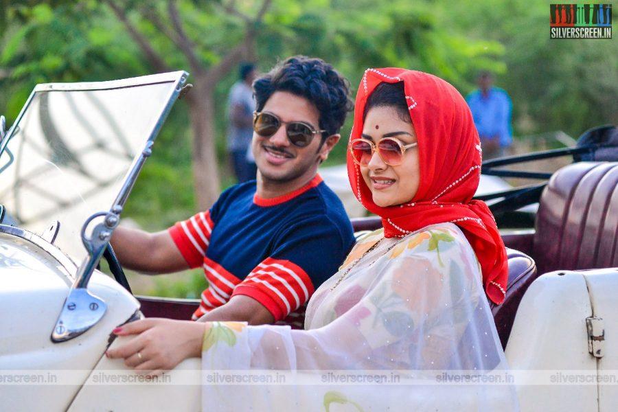 Nadigaiyar Thilagam Movie Stills Starring Keerthy Suresh, Dulquer Salman