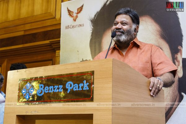 P Vasu At The Yaalee First Look Launch