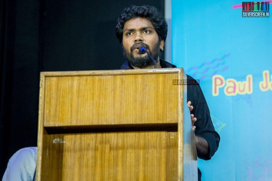 Pa Ranjith At The Madras Medai 2018 Press Meet