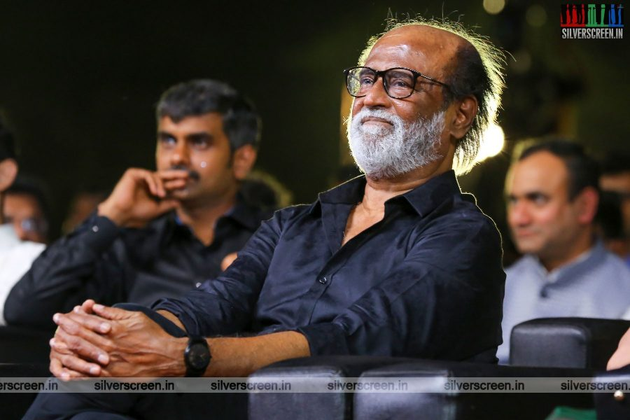Rajinikanth At The Kaala Audio Launch