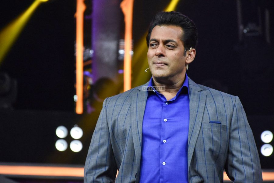 Salman Khan At The 'Dus Ka Dum' Press Meet