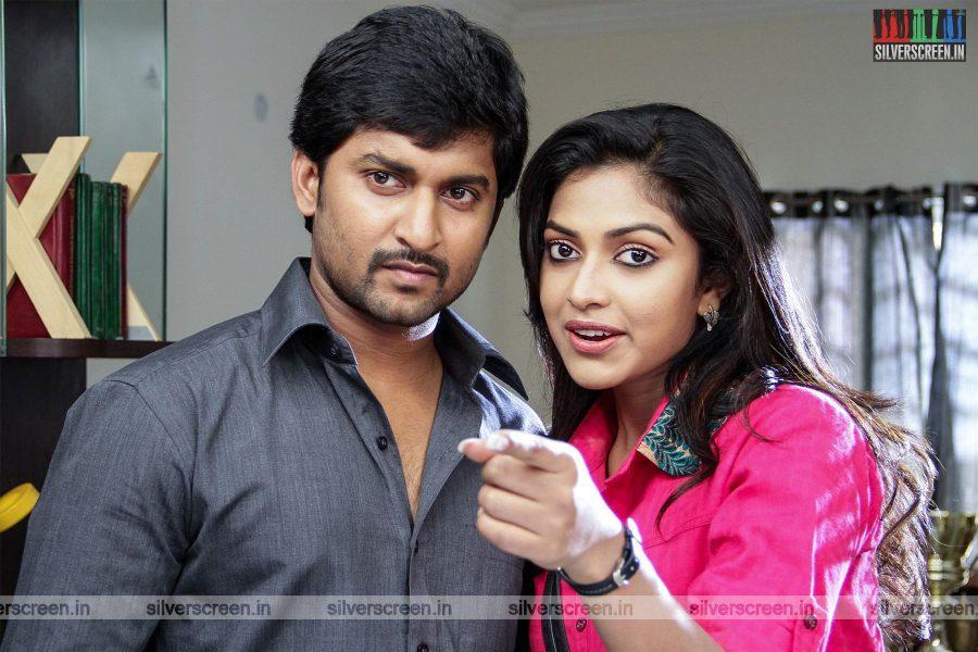 Velan Ettuthikkum Movie Stills Starring Nani, Amala Paul & Others