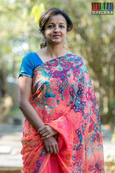 Krithiga Udhayanidhi At The Kaali Press Meet