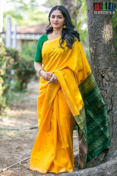 Sunaina At The Kaali Press Meet