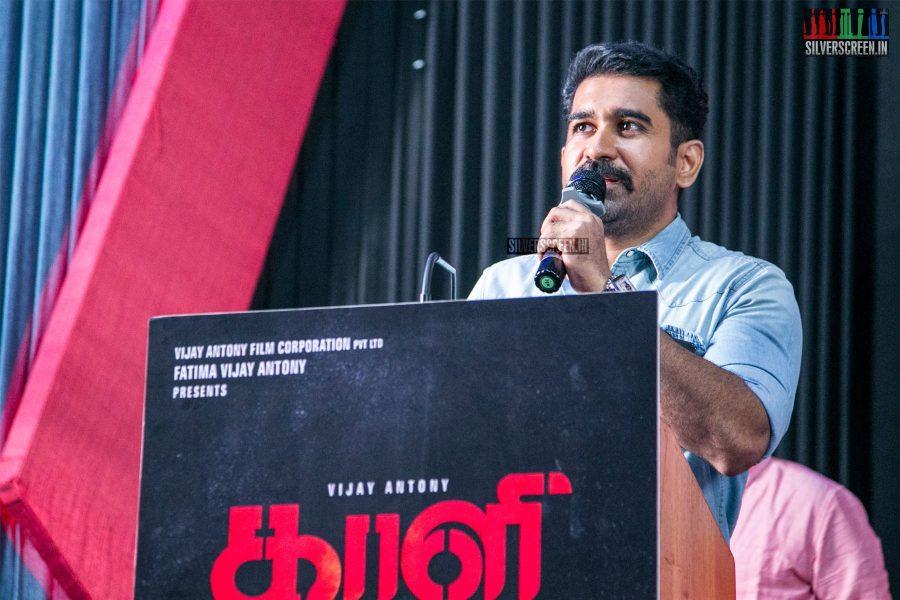 Vijay Antony At The Kaali Press Meet