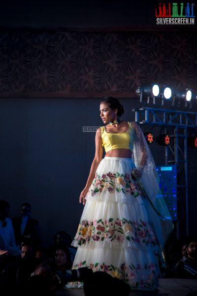 Ayisha At The Provoke Lifestyle's Summer Fashion Festival 18
