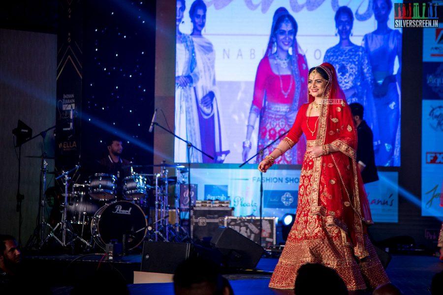Dhivyadharshini At The Provoke Lifestyle's Summer Fashion Festival 18
