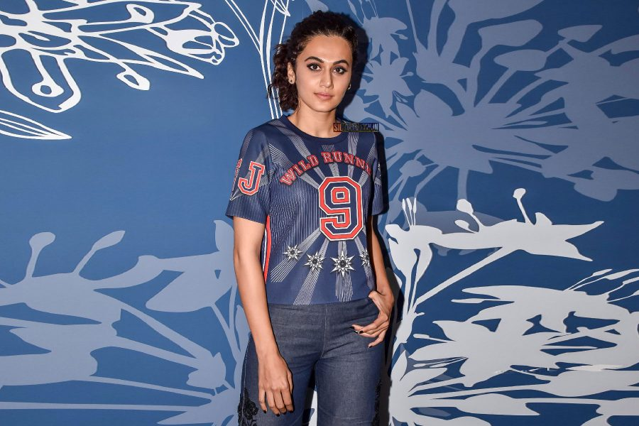 Taapsee Pannu At The Soorma Promotions