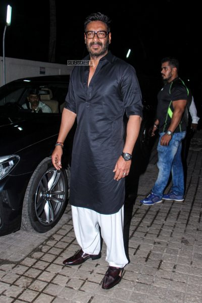 Ajay Devgn At The Race 3 Premiere