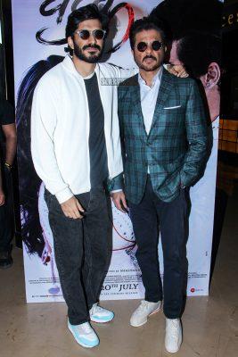 Anil Kapoor At The Dhadak Trailer Launch