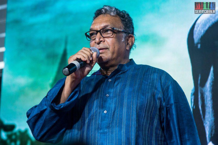 Nasser At The Vishwaroopam 2 Trailer Launch