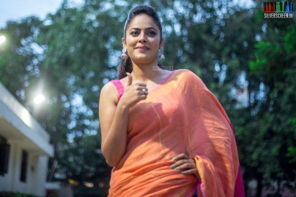 Nandita Swetha At The Asuravadham Press Meet
