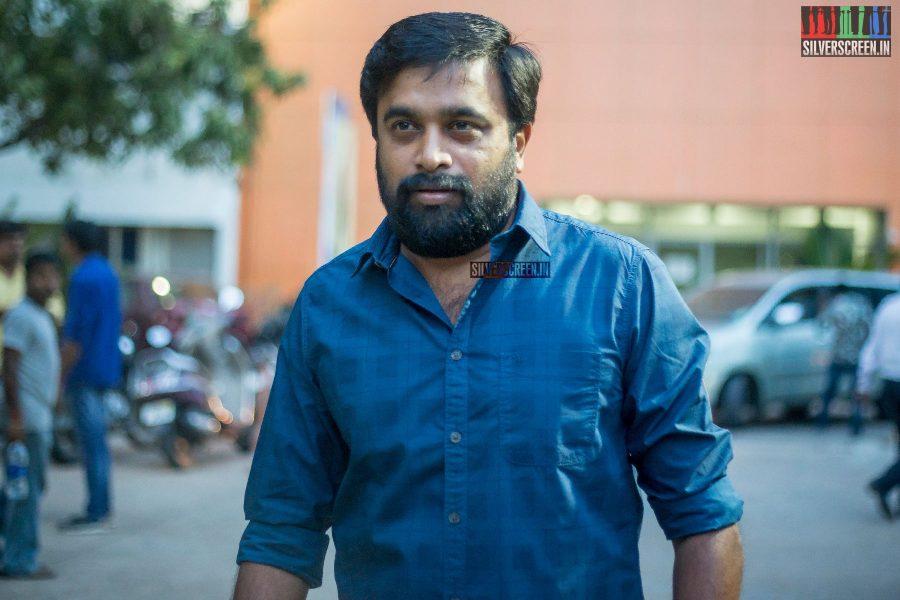 M Sasikumar At The Asuravadham Press Meet