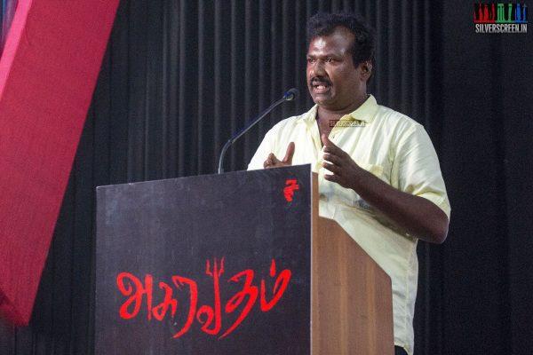 Asuravadham Press Meet Photos
