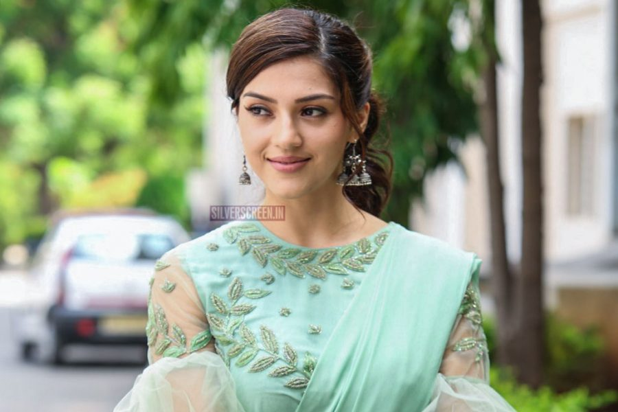 Mehreen Pirzada At The Pantham Trailer Launch