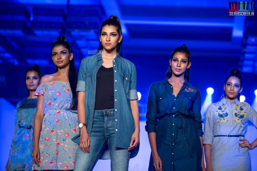Pearl Sadanand At The Madras Couture Fashion Week Season 5 – Day 1