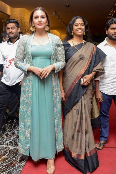 Huma Qureshi At The Kaala Press Meet