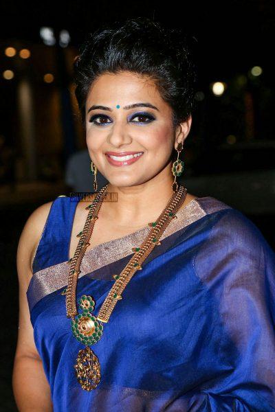 Priyamani At The 65th Jio Filmfare Awards South 2018