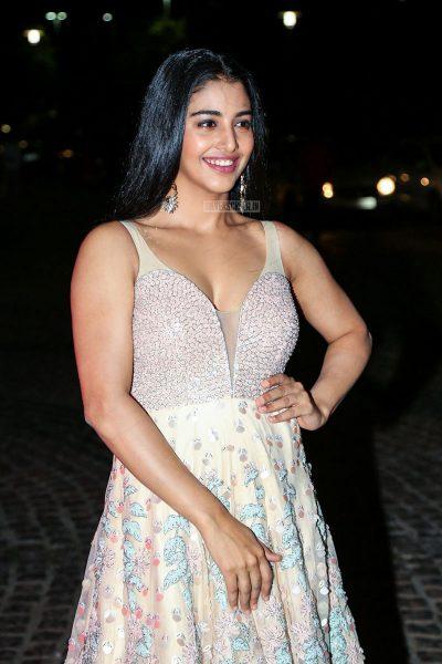 Daksha Nagarkar At The 65th Jio Filmfare Awards South 2018