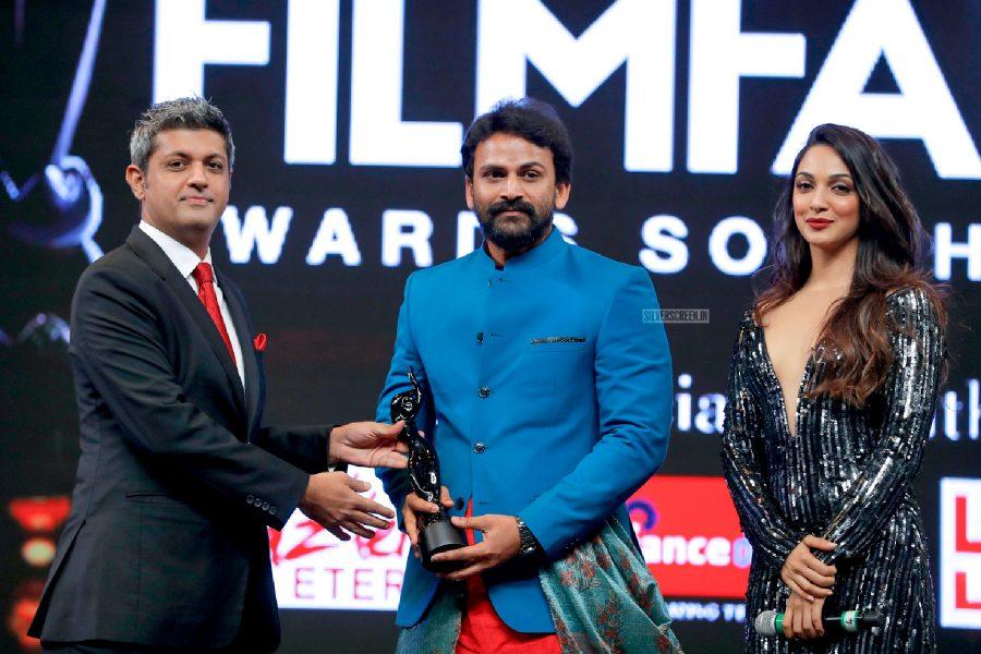 65th Jio Filmfare Awards South 2018 Photos