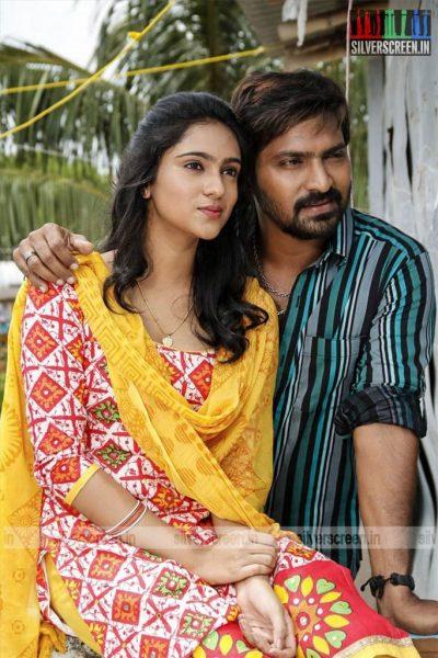 RK Nagar Movie Stills Starring Vaibhav, Anjena Kriti & Others