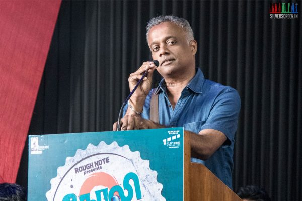 Gautham Menon At The Goli Soda 2 Press Meet