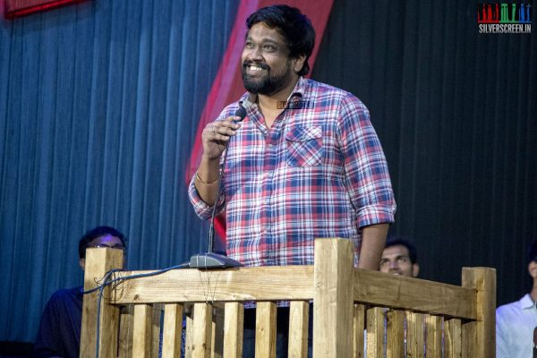 M Rajesh At The Traffic Ramasamy Audio Launch