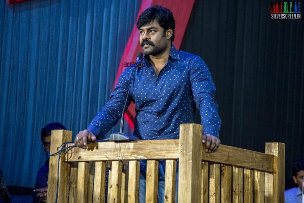 RK Suresh At The Traffic Ramasamy Audio Launch
